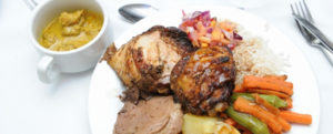Jerk Chicken (gf)