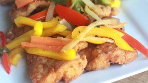 Fried Fish Fish Gravy (p)