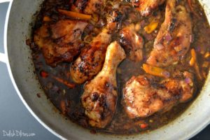 Stew Chicken (gf)