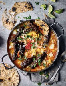 Vegetable Curry (v) (vg) (gf)