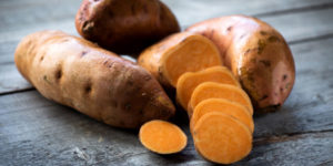 Sweet Potato (v)(vg)(gf)