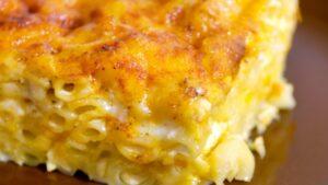 Macaroni & Cheese Meal (v)